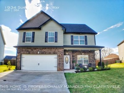 Gorgeous Home in Sunset Meadows