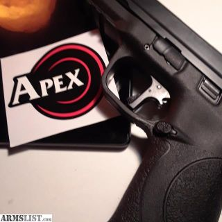 For Sale/Trade: M&P Full size with apex