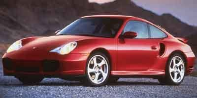 2002 Porsche 911 Turbo (Arctic Silver Metallic)