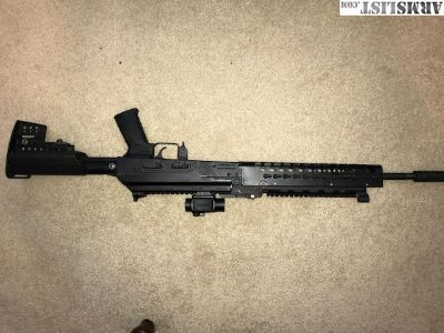 For Sale: Custom AK47 w/vortex and 4 mags