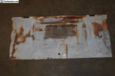 64-65 Bus Decklid Engine Lid