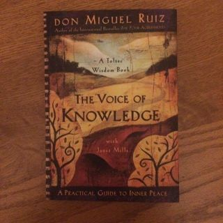 The Voice of Knowledge Book by Don Miguel Ruiz