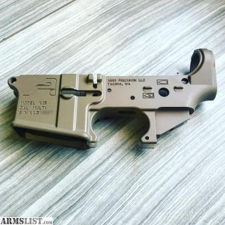For Sale: AERO Precision Stripped Lower Gen2