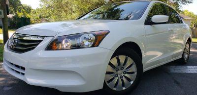 2012 Honda Accord LX (White)