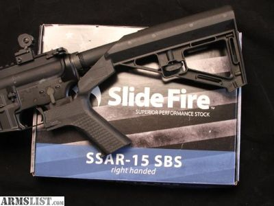 For Sale/Trade: SlideFire Stock Will Ship