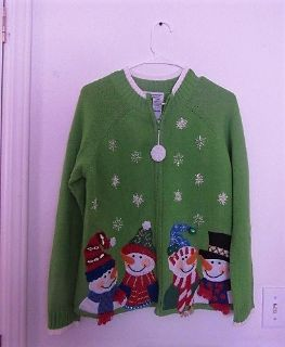 sweater size med