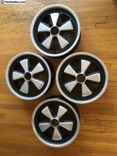 Fuchs 6x15 Alloy Wheels