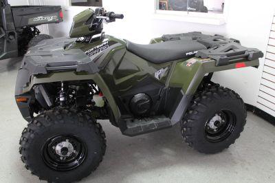 2018 Polaris Sportsman 450 H.O. Utility ATVs Adams, MA