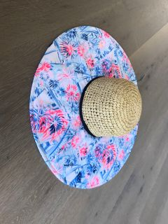 NEW- with tags! Lily Pulitzer Beach hat