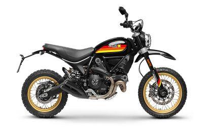 2018 Ducati Scrambler Desert Sled Dual Purpose Motorcycles Columbus, OH