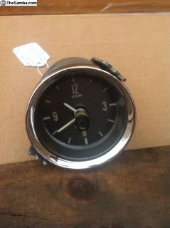 Karmann Ghia OEM VDO Kienzle Clock