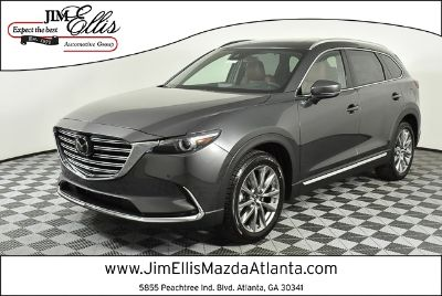 2019 Mazda CX-9 Signature (Machine Gray)