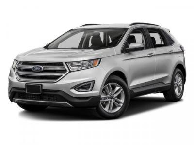 2016 Ford Edge Titanium (INGOT SILVER METALLIC)