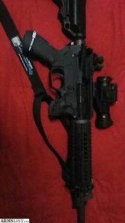 For Sale/Trade: Sharps Jack AR 15