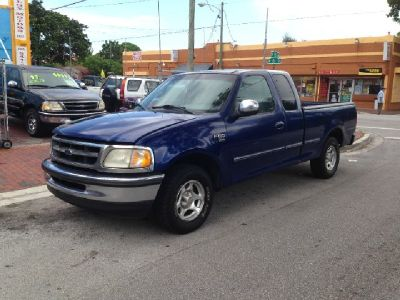 1998 Ford F-150 XLT 3dr Extended Cab SB