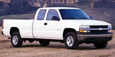 2001 Chevrolet Silverado 1500 LS (Light Pewter Metallic)