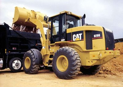 Heavy equipment & dump truck funding - Bad credit OK