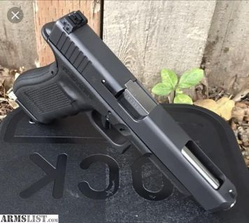 For Sale: Glock 34 gen 4