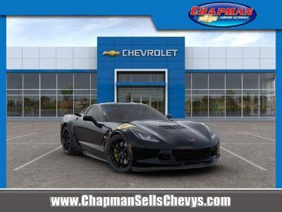2019 Chevrolet Corvette Grand Sport 2LT (Black)