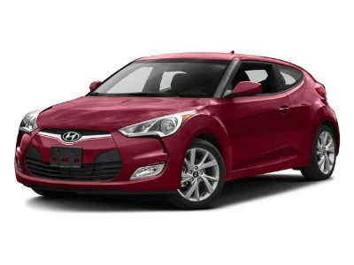 2016 Hyundai Veloster Base (Pacific Blue)