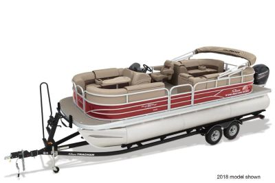 2019 Sun Tracker Party Barge 22 XP3 Pontoons Boats Rapid City, SD