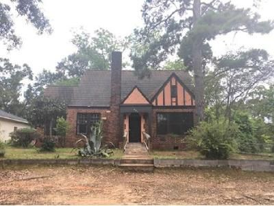 3 Bed 1 Bath Foreclosure Property in Albany, GA 31701 - Whitney Ave