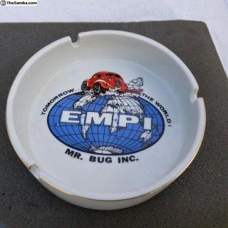EMPI Ashtray