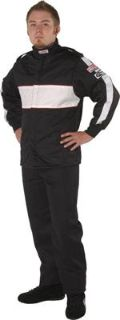 Buy G-FORCE 4386LRGBK Triple Layer Pants Large Black motorcycle in Suitland, Maryland, US, for US $156.94