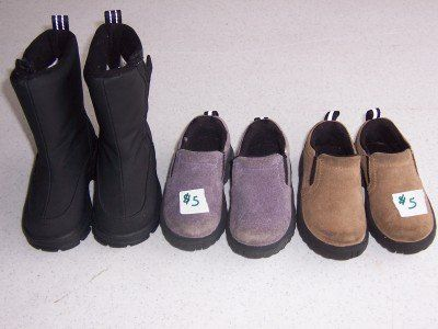 Lands End Toddler Size 5 Boots and Shoes