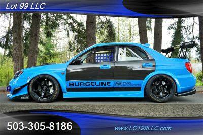 2006 Subaru Impreza WRX STi Base (WR Blue Pearl)