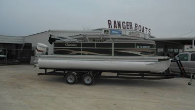 2015 Premier 240 SunSpree RF Pontoon Boats Eastland, TX