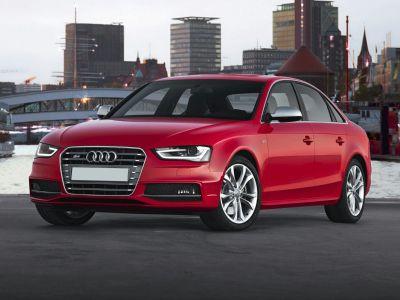 2016 Audi S4 3.0T Premium Plus (Chrome)