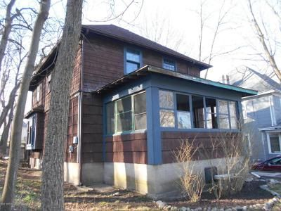 4 Bed 1 Bath Foreclosure Property in Kalamazoo, MI 49048 - E Main St