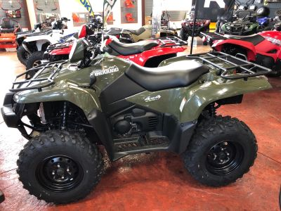 2017 Suzuki KingQuad 500AXi Utility ATVs Evansville, IN
