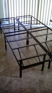 TWIN BED STEEL FRAME