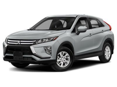 2018 Subaru Eclipse Cross LE (Diamond White Pearl)