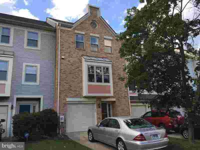 9632 Hadleigh CT LAUREL Three BR, 4 Story Garage Townhome with
