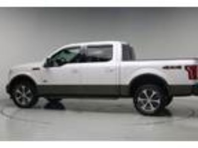 2017 Ford F150 King Ranch