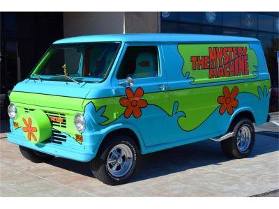 1972 Custom Scooby Doo
