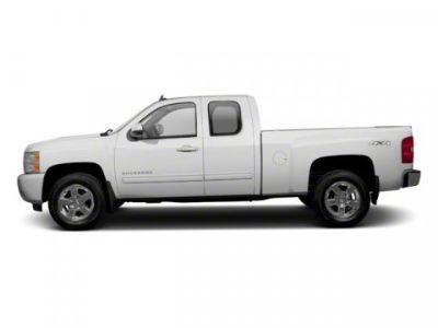 2010 Chevrolet Silverado 1500 Work Truck (Summit White)