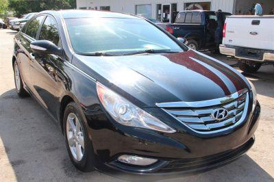2011 Hyundai Sonata Limited (Black)