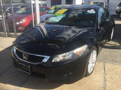 2009 Honda Accord EX-L (Crystal Black Pearl)