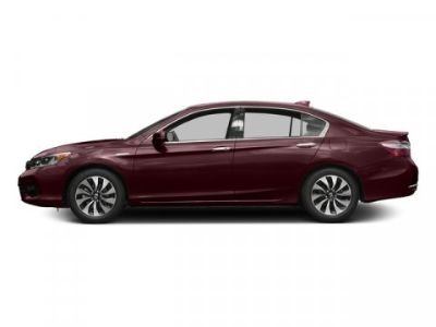 2017 Honda Accord Hybrid EX-L (Crimson Red Pearl)
