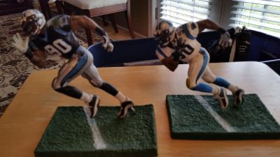 Julius Peppers Sports Figurines ($10 each)
