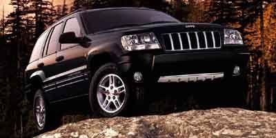 2004 Jeep Grand Cherokee Laredo (Blue)