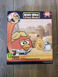 48 Piece Angry Birds Puzzle