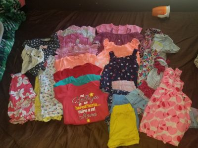 Baby girl clothes 12-24 month