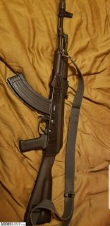 For Sale: Saiga 7.62 Fully Converted