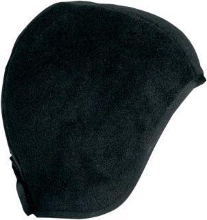 Find Schampa Adult Black Fleece Skullcap w/ Ponytail Holder motorcycle in Ashton, Illinois, United States, for US $11.95