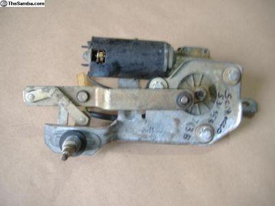 VW Scirocco rear wiper motor 75 - 81 yr 531 713B